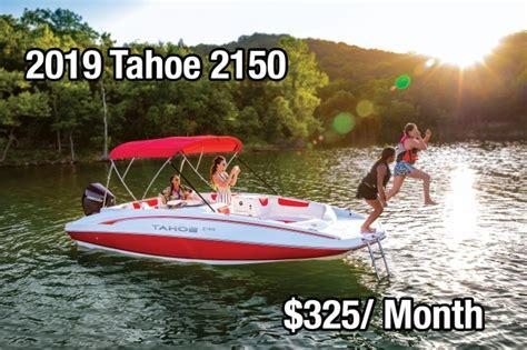 tahoe boats for sale louisiana 2019 tahoe 2150 deck boat for sale in louisiana