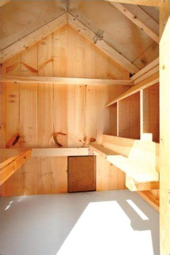 interior layout of a chicken coop wooden chicken coops for sale customizable options penn