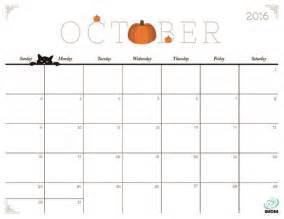 Calendar 2016 Do It Yourself October 2016 Calendar Yearly Calendar Printable