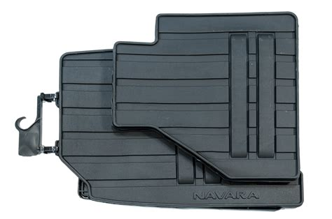 nissan navara genuine car floor mats tailored rubber