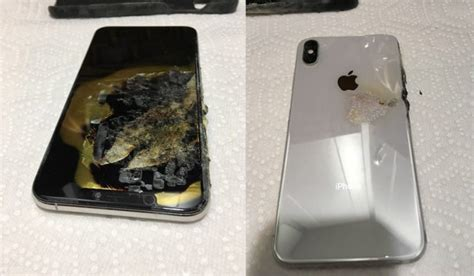 iphone xs max owner claims his expensive device and exploded in his pocket