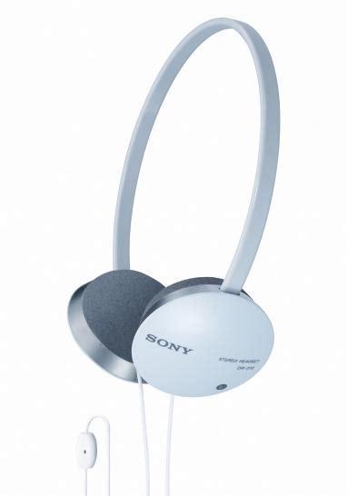 Headset Sony Dr 310 sony pr 228 sentiert drei neue headsets dr 350usb dr 320dpv und dr 310dpg