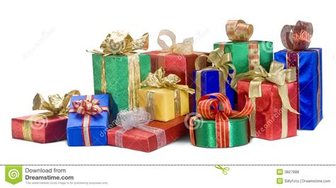 christmas presents stock photo image of gift holiday