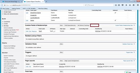 page layout questions in salesforce administration how to change the layout of object detail