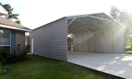 extra large  frame carport  stor