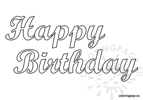 happy birthday best friend coloring pages free coloring pages of birthday letters