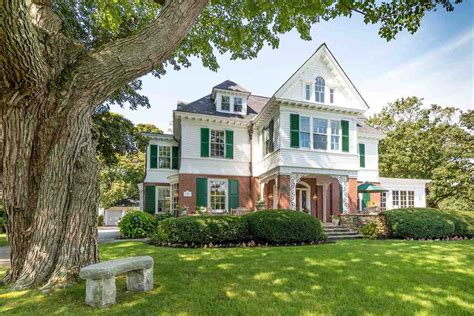 three beautiful homes for sale on the seacoast boston