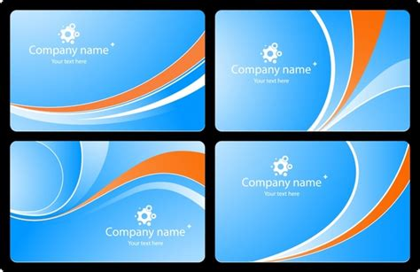 design background name card business card background vector free vector in