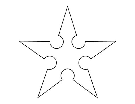 coloring pages of ninja stars ninja star pattern use the printable outline for crafts