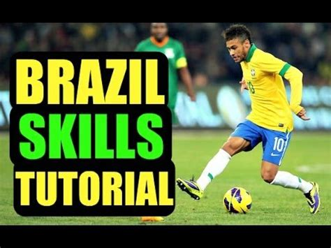 skill football freestyle tutorial football skill tutorial 14 quot samba flick quot ronaldo messi