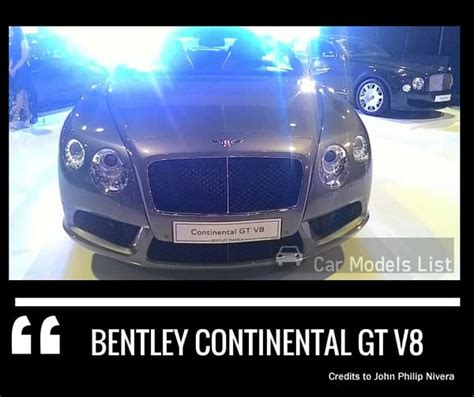 bentley models list bentley car models list complete list of all bentley models
