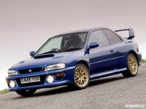 Subaru Wrx Sti Coupe Subaru Impreza Wr X Sti 22b Coupe Picture 6 Reviews