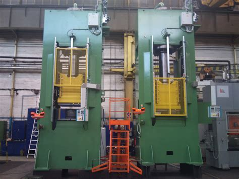 design and manufacturing of hydraulic presses ravne presses sheet metal forming presses