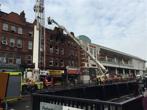 finchley road fire picture of holiday inn express london