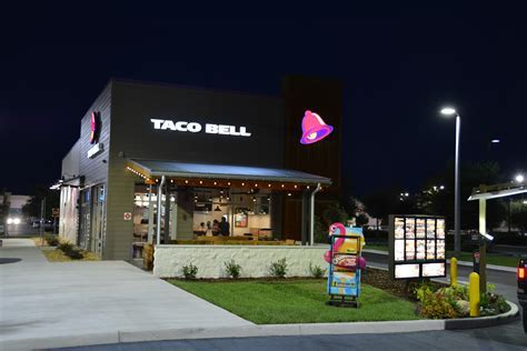 Taco Bell Restaurant ? Central Contractors State Certified