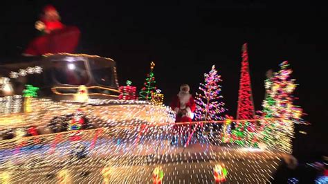 newport beach christmas boat parade of lights youtube