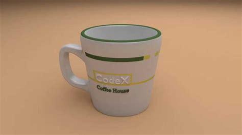 tutorial blender cup cup model blender 2 71 youtube