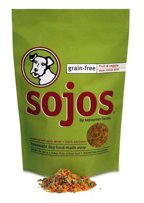 sojos food sojos europa grain free food mix 2lbs
