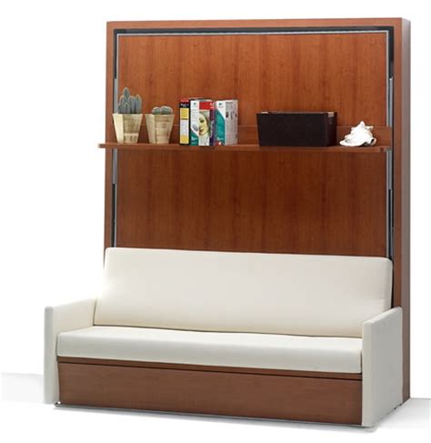 Murphy Bed With Couch Plans 10 Cool Murphy Beds For Decorating Smaller Rooms