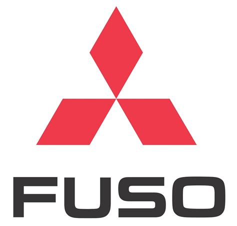 mitsubishi fuso logo mitsubishi fuso truck and corporation logo eps pdf