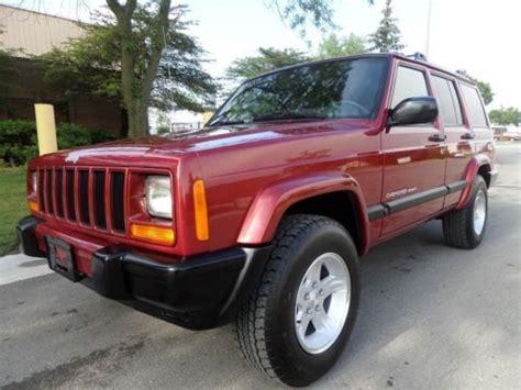 Jeep Sport 1999 Find Used 1999 Jeep Sport Classic 4x4 4 0l 6cyl