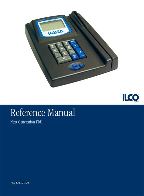 Kaba Front Desk Unit Manual fdu4 manual by malene rosted bygholm issuu