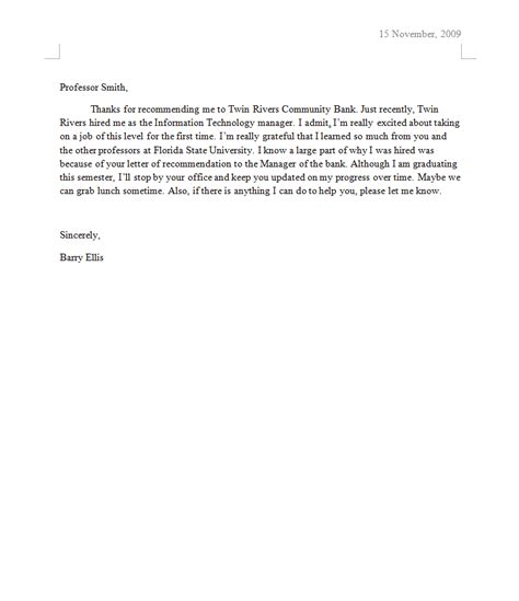 bad news business letter template writing sles barry ellis interactive resume