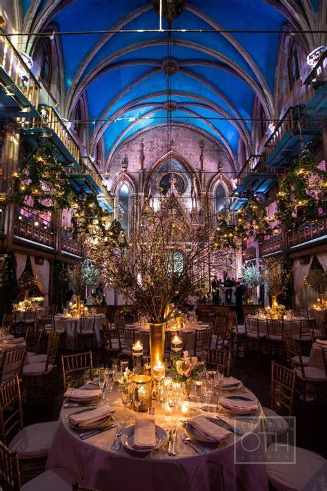 elegant ballroom glamour manhattan wedding  loli