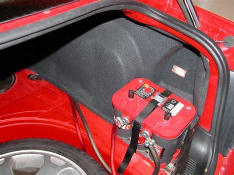 audi s4 battery battery relocation audiworld forums