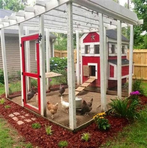 Diy Backyard Chicken Coop by 22 Low Budget Diy Backyard Chicken Coop Plans