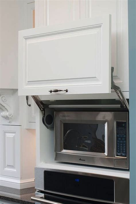 kitchen microwave ideas 25 best ideas about hidden microwave on pinterest