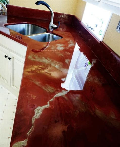 Fire Copper Kit   Kitchens, Counter Tops, & Table Tops