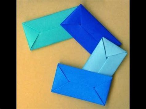 How To Make A Paper Envelope Without Glue - 17 best images about handicraft with paper on
