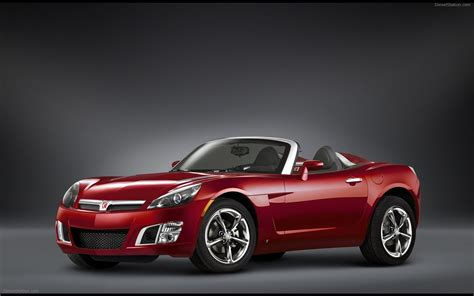 exotic cars lined saturn sky 2009 saturn sky red line widescreen exotic