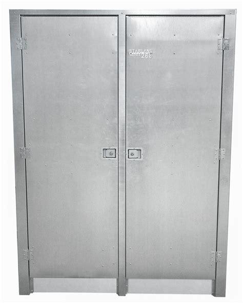 industrial metal storage industrial galvanized steel storage cabinet 248 starland