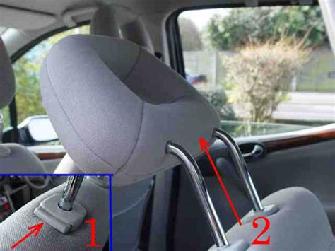 how to remove head rest on a 1985 buick skylark service manual 2000 mercedes benz s class headrest removal mercedes w221 rear headrest set w