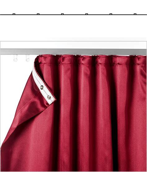 roll pleat drapery curtain fullness