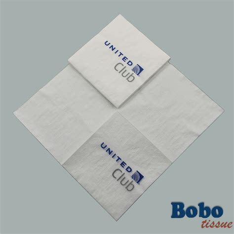 printable paper napkins bobotissue com 187 printed beverage napkin