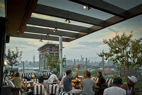 best rooftop bars in nyc for outdoor with a view