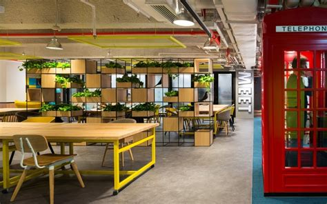 Large Pendant Lights The Wave Office By Spatial Concept Office Snapshots