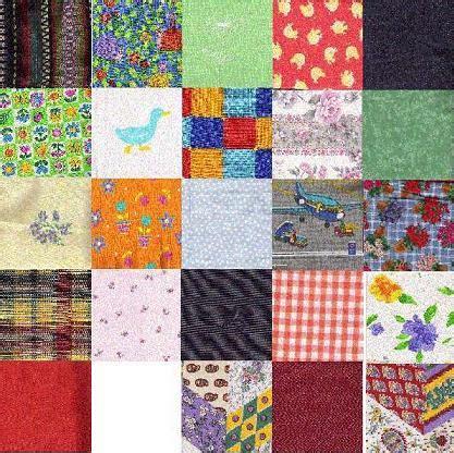 imagenes visuales sineticas clases de tejidos y telas