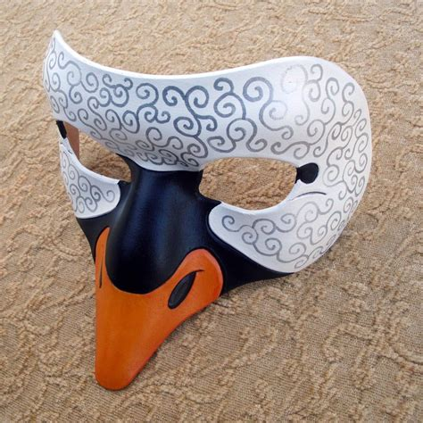 swan mask template venetian swan mask by merimask on deviantart