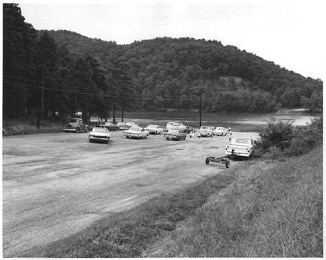 boat launch harrison lake tennessee state library and archives photograph and image