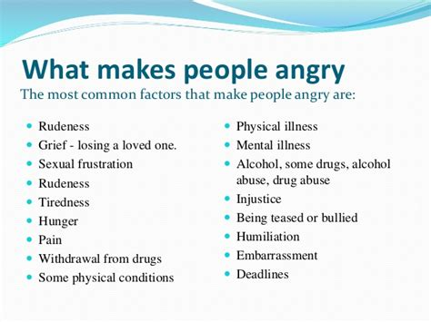 Emotional Detox Cause You To Get Mad At Friends by Bullying And Anger Management
