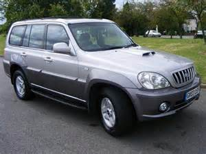 Hyundai Terracan Diesel For Sale Used Silver Hyundai Terracan 2003 Diesel 2 9 Crtd 5dr Only