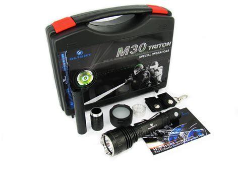 olight m30 triton olight m30 triton led flashlight with cree mc e 700 lumens