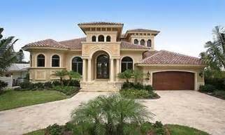 spanish style home design florida mediterranean luxury homes house plans italian