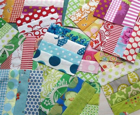 Scrappy Quilt Blocks by Scrappy Blocks Quilt Inspiration