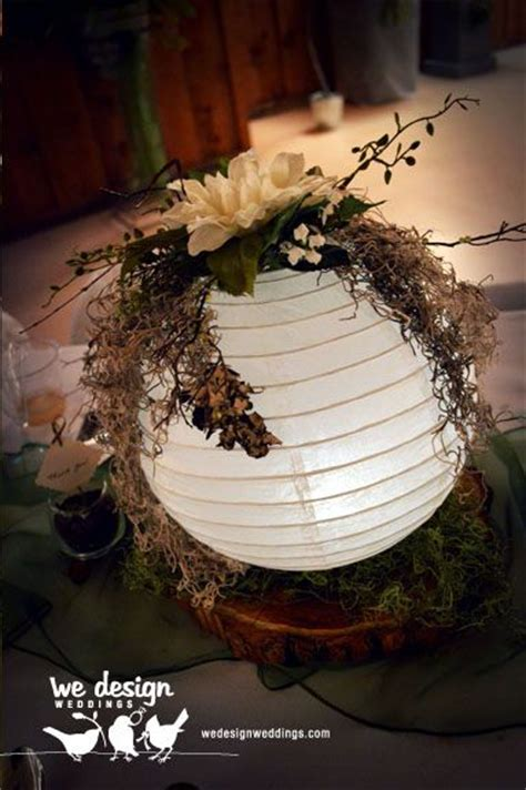 How To Make Paper Lantern Centerpieces - paper lantern centerpiece wedding ideas