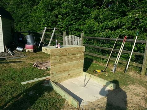 backyard horseshoe pit bar horseshoe pits backyard pinterest